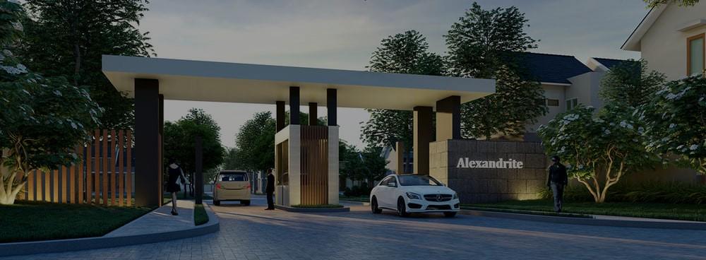 Gate-Alexandrite